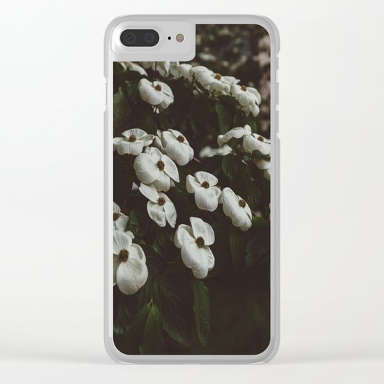 Highline Blooms IV Clear iPhone Case