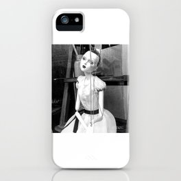 The hanged mistress iPhone Case