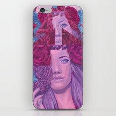Megan iPhone & iPod Skin