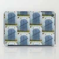 doors iPad Cases featuring Closed Doors by Phil Perkins