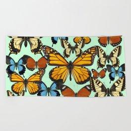 Mariposas- Butterflies Beach Towel