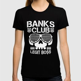 Banks Club. T-shirt