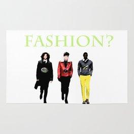 Fashion? Rug