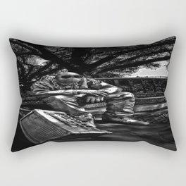 too Heavy Metal Rectangular Pillow