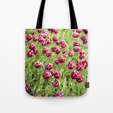 Tulips will remember  Tote Bag