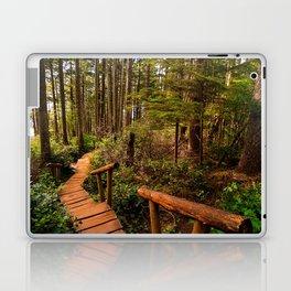 Cape Flattery Trail Laptop & iPad Skin