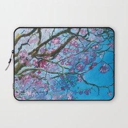 Pink Poui Laptop Sleeve