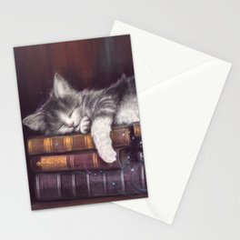 Keeper of the Books Stationery Cards