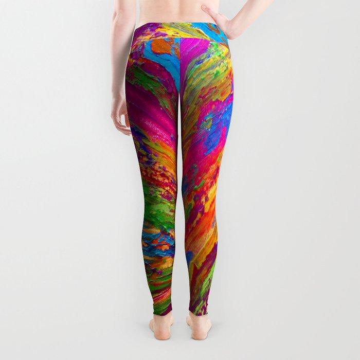 Follow the Rainbow Leggings