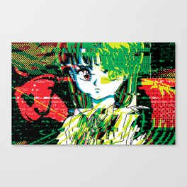 Cyberwitch20XX Canvas Print