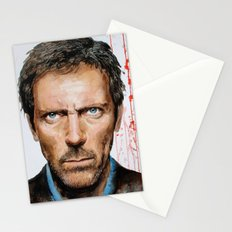 Hugh Laurie, House Stationery Cards