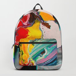 Deeply ordered chaos Backpack