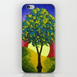 The Maple Tree iPhone Skin