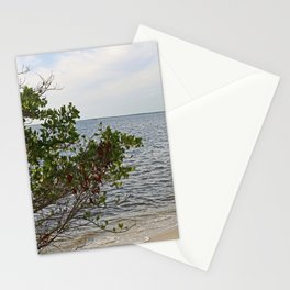 They Met at the Peace River Stationery Cards