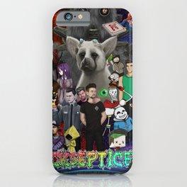 Super Duper Awesome JackSepticEye Poster iPhone Case
