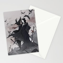 Morrigan Stationery Cards