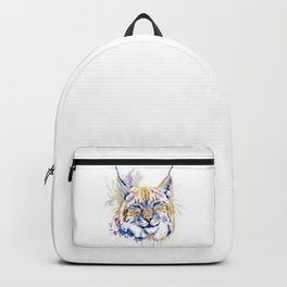 Bobcat Head Backpack