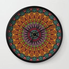JUA KALI 3 Wall Clock