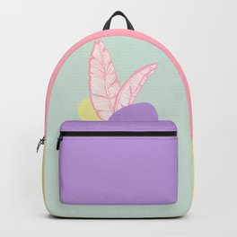 Candy Leaves #society6 #spring Backpack