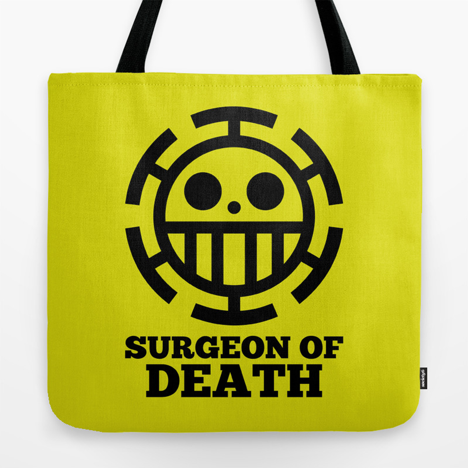 Surgeon Of Death Tote Bag By Pringpetungg Society6