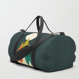 Life is a travel Duffle Bag