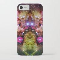 interstellar iPhone & iPod Cases featuring Interstellar by Mark Kriegh