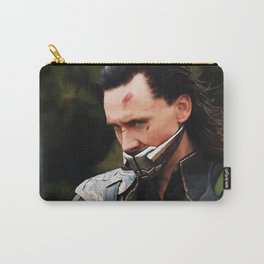 Loki Digital Painting  Carry-All Pouch