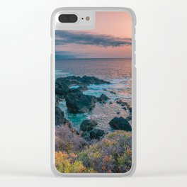 Tenerife, Spain #society6 #decor #buyart Clear iPhone Case