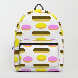 donuts fry cake Backpack