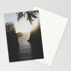 Secret Beach Stationery Cards