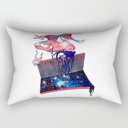 Catarsis Rectangular Pillow