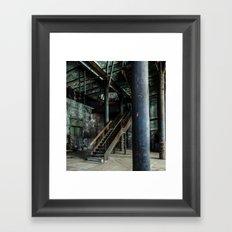 Original Rainier Brewery Framed Art Print