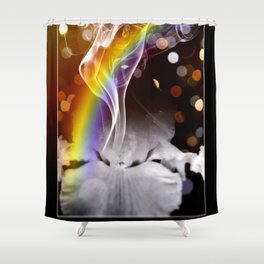Soul Searching IV Discovery Shower Curtain
