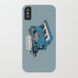 The Composition - Original Colors. iPhone Case