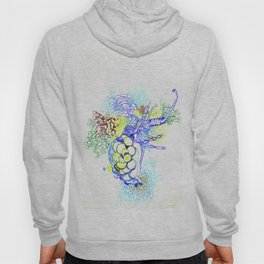 From Simplicity 2 Complexity series - Neural Network Hoody