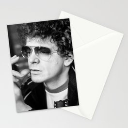 Lou Reed, Lou Reed digital art, Lou Reed poster instant download, Wall art ideas, anniversary gift, last minute gift ideas Stationery Cards