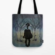 Into the wild. Question series  Tote Bag
