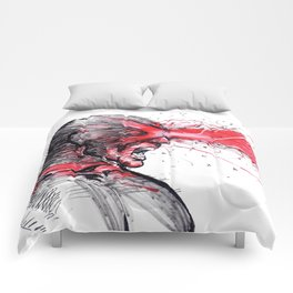 Cyke Unleashed Comforters