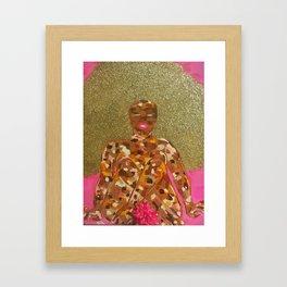 Skin Toney 2 Framed Art Print