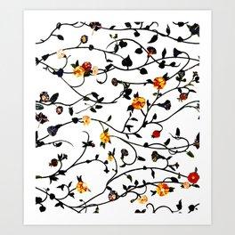 Elysian #society6 #decor #buyart Art Print