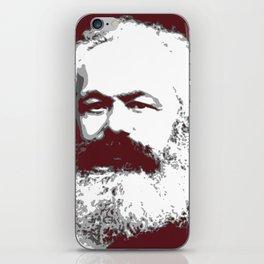 Karl Marx iPhone Skin