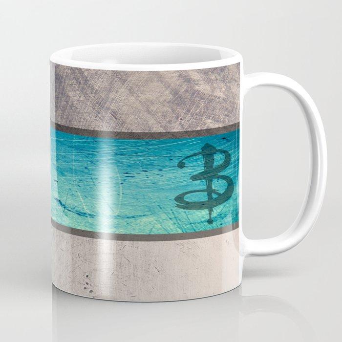 Five by Five Coffee Mug
