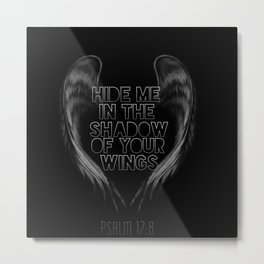 Shadows Metal Print