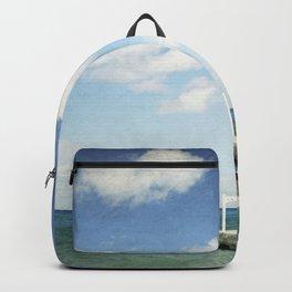 Carribean sea 7 Backpack