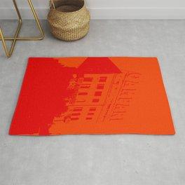 Venezia Red by FRANKENBERG Rug