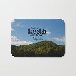 Keith Bath Mat