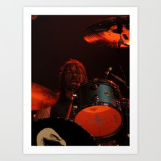 dave grohl Art Print