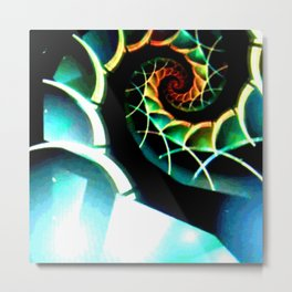 Expansion 663 Metal Print