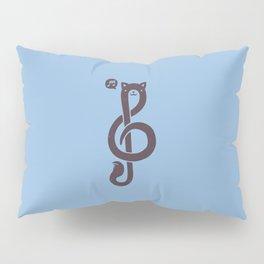 Musicat Pillow Sham