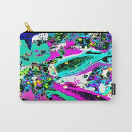 Neon Koi (Pastel) Carry-All Pouch